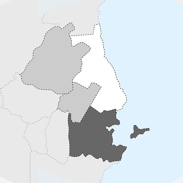 ZAAQ-regio